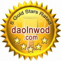 5 star award to RemoteSysInfo from Daolnwod