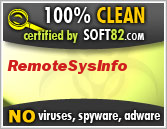 Soft82 Clean to RemoteSysInfo