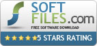 5 Star award to RemoteSysInfo from Softfiles.com